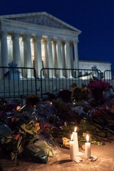 Ginsburg Memorial